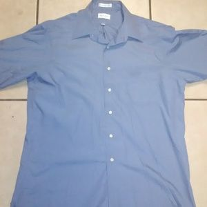 Van Heusen Royal Blue Dress Shirt